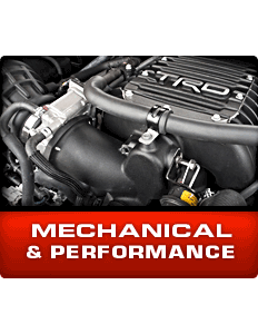 Toyota Engine Mechanical and Performance Instructions