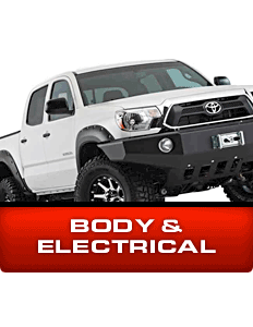 Toyota Exterior, Interior & Electrical Instructions