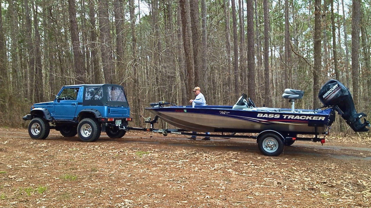 November 2015 Rig Of The Month 1988 Suzuki Samurai Low Range Off Outboard Motor Parts 1