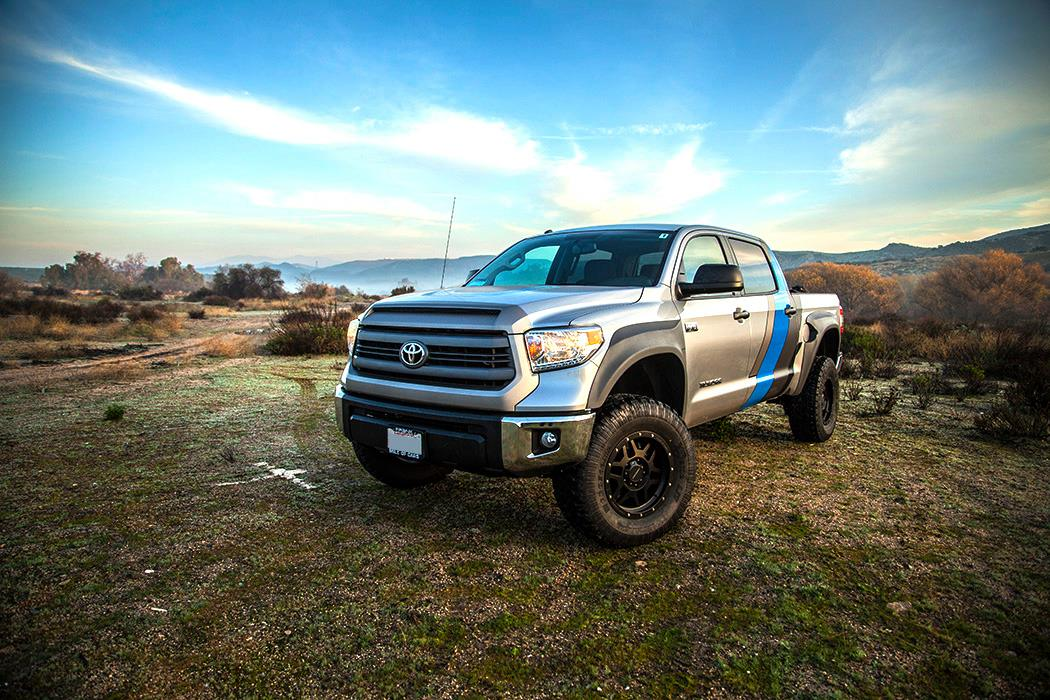 Tundra 4X4 Long Travel Kit by Pro Comp | Low Range Off ...