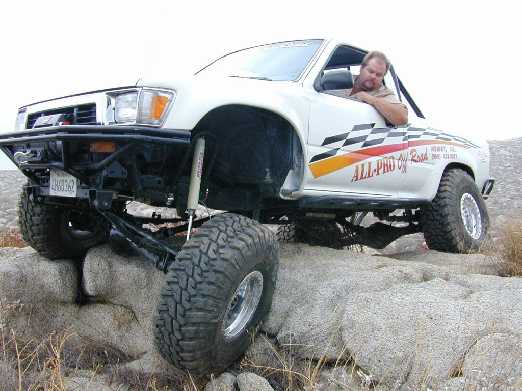 All-Pro Tacoma Solid Axle Swap