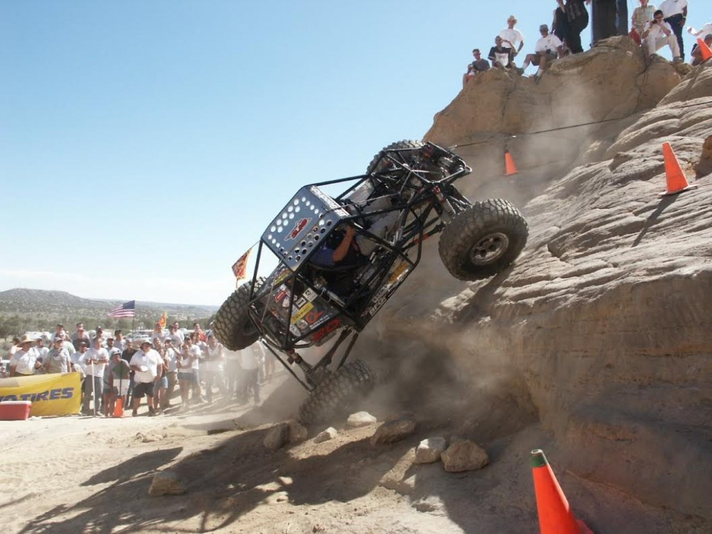 Jon Bundrant Rock Crawling Champion