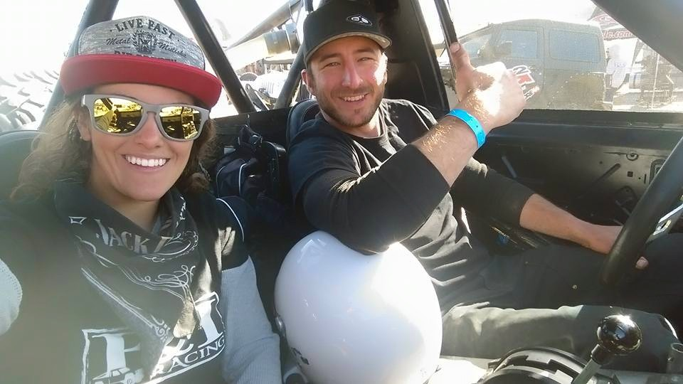 Brittney and Cody at KOH 2016