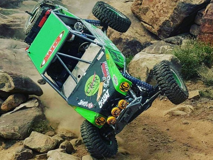Captain Rob Flandro & Nick Shaefer Take 1st at 2016 Congress Arizona Dirt Riot