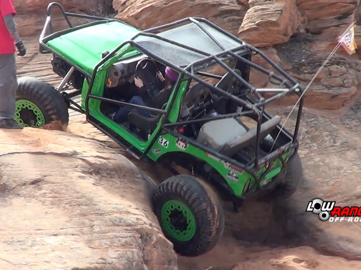 2016 Winter 4X4 Jamboree – Chain Reaction Trail