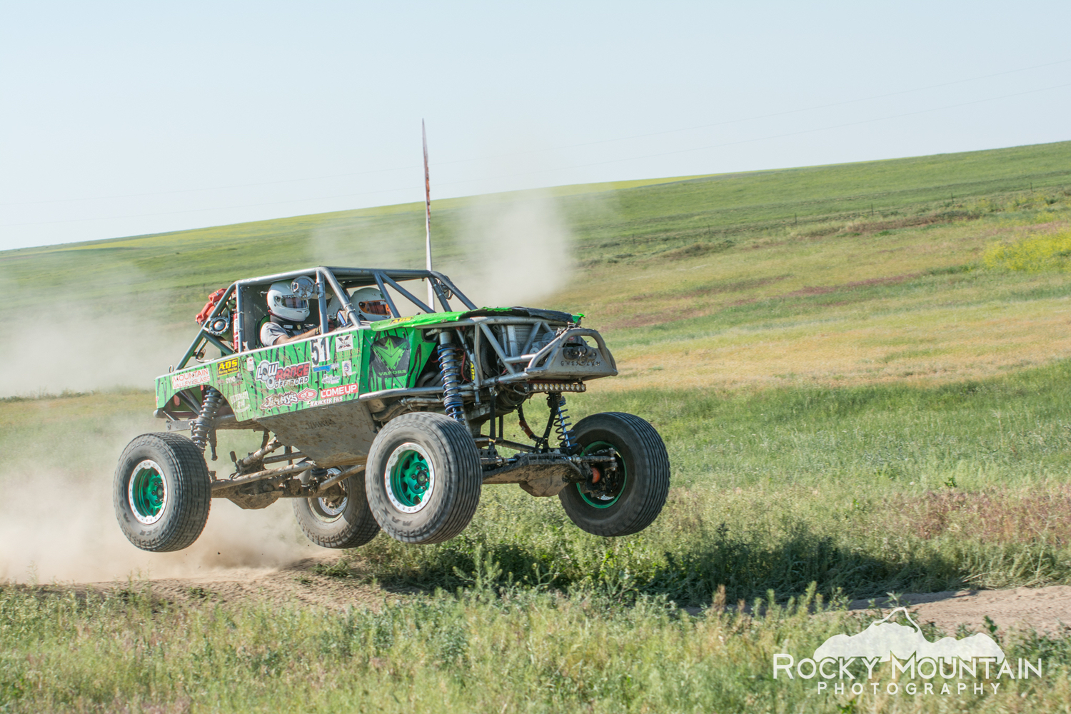 Captain Rob Racing at Agate Colorado Dirt Riot