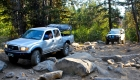 Somewhere between Lily Lake and Observation Hill on the Rubicon Trail