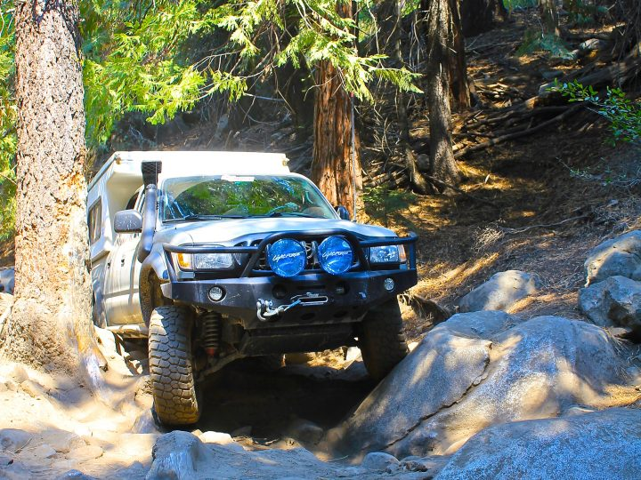 Trip Report—Cody and Friends Run the Rubicon Trail