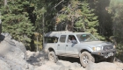 Rubicon Trail somewhere between Rubicon Springs and Buck Island Lake