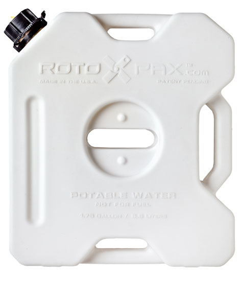 RotopaX 1.75 Gallon Water Pack (RX-1.75W)
