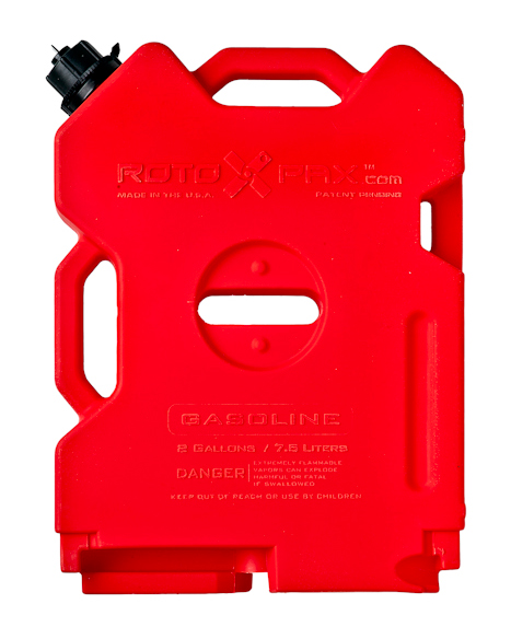 RotopaX 2 Gallon Gasoline Pack (RX-2G)