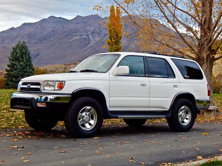 November 2016 Project Update — 1999 Gen III Toyota 4Runner