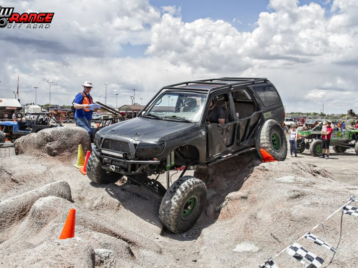 2016 Old School Rock Crawl