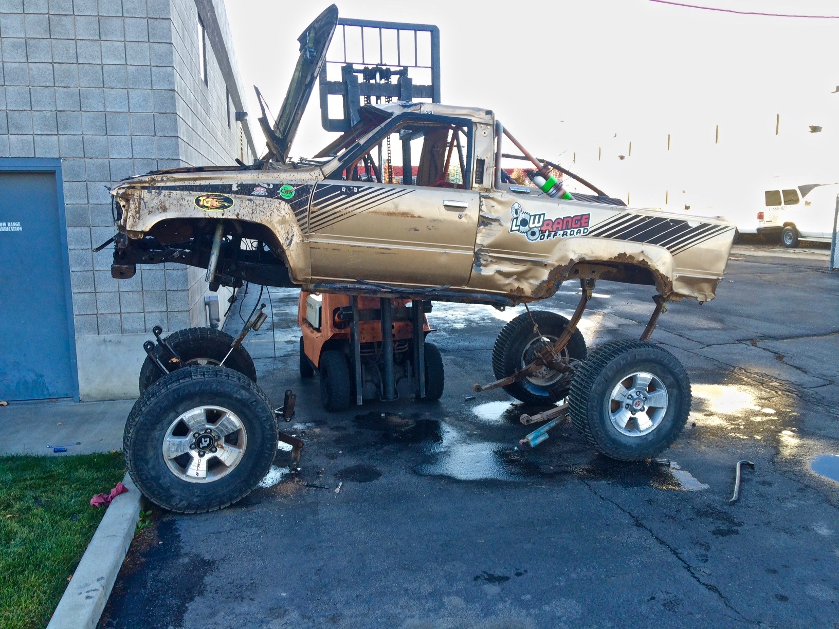 1988 Toyota 4runner Project Update Low Range Off Road Blog