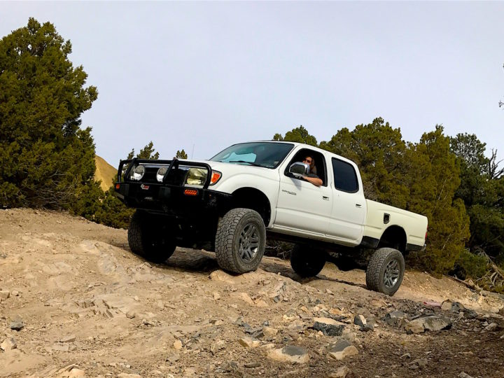 2002 Toyota Tacoma—April 2017 Project Update
