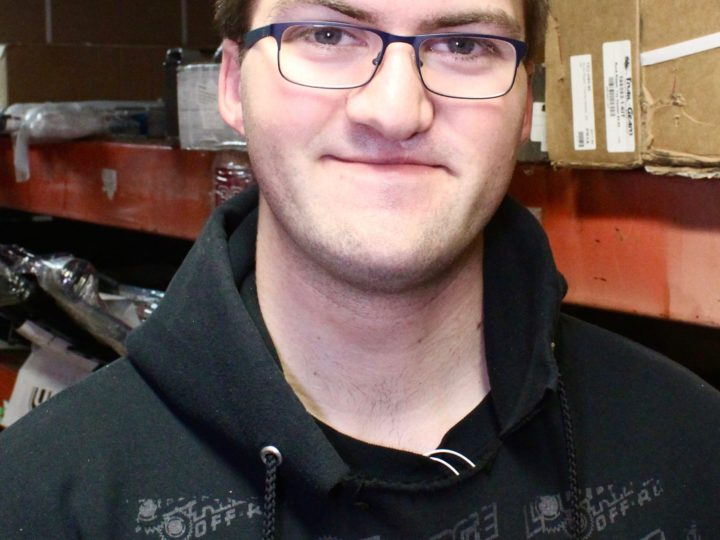 Nico Zoulin—June 2017 Employee Spotlight